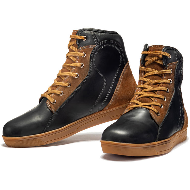 Black Streetwise Ankle WP 5268 mc boots