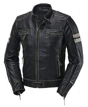 ATA RIVERDALE CLASSIC TOURING LEATHER JACKET 100001
