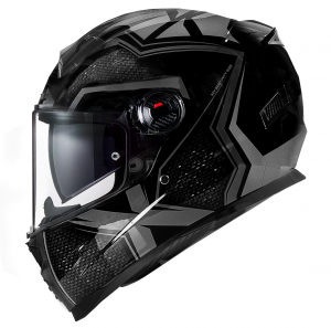 BNO INTEGRAL-2 X GRAY GLOSS MC HELMET