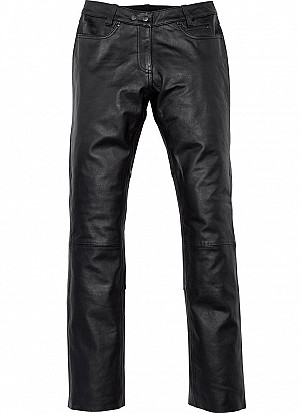ATA LADY CLASSY LEATHER SKINN Motorcycle Pant 1