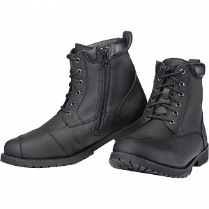 Agrius Victor WATERPROOF Motorcycle Black 51085 Touring MC boots