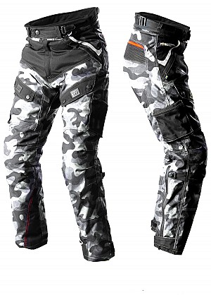 ATA CAMOWHITE Ultimate MOTORCYCLE PANT