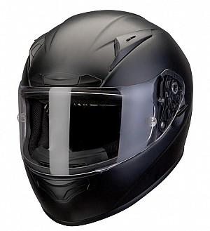 H510 Black Matt motorcycle helmet