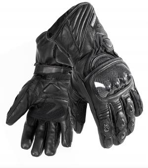 Black Element Thermal Leather BLACK 52780106 MC HANDSKAR