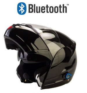 V270 Bluetooth Blank mc helmet