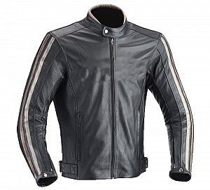ATA CANDIDATE CUSTOM LEATHER MOTORCYCLE JACKET C-0919