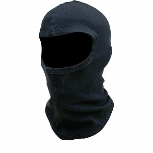 Black Cotton Balaclava 5005 storm hood