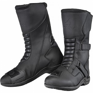 Agrius Shadow WP Touring Motorcycle 51088 BLACK Touring MC boots