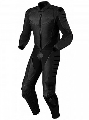 ATA SAVAGE FULLBLACK 1-PIECE leather suit