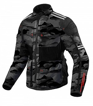 LADY ATA ROADWAY 365 TOURING DARKCAMO ALL WEATHER MOTORCYCLE JACKET