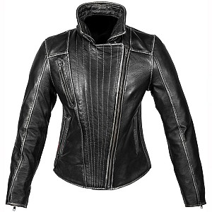 ATA LADY RUBBOFF CUSTOM motorcycle jacket