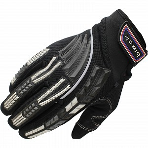 Black Claw Motocross Gloves black 5234-0106 Motocross GLOVES