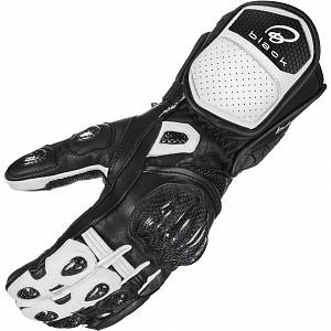 Black Raptor Kevlar White 5286 mc gloves
