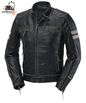 XPR ATA RIVERDALE CLASSIC TOURING MC SKINNJACKET 100001