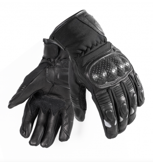 AGRIUS Stealth 51034 leather mc gloves