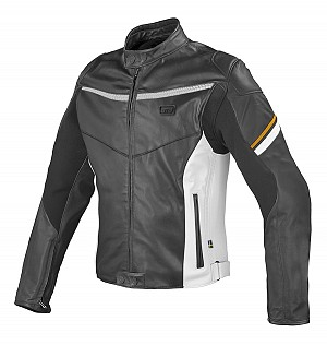 ATA LADY STATE MOTORCYCLE LEATHER JACKET 8204