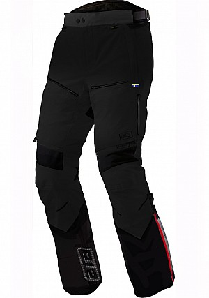 ATA Graditude BLACK all over mc trousers GB87