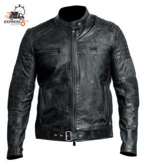 XPR ATA GHOST LEATHER mc leather jacket 59541