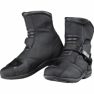 Agrius WATERPROOF Chaos WP Adventure Mid Adventure 0144 Black Touring MC stövlar