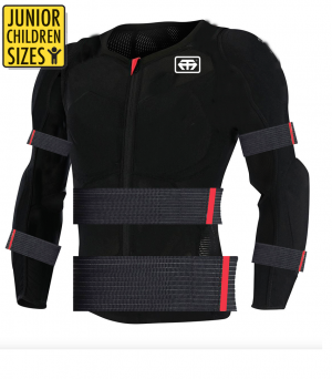 JUNIOR / KID FORCE LEVEL 2 PROTECTIVE JACKET JFL-02