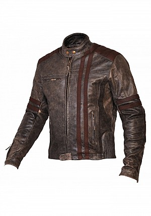ATA Retona Brown Skinn motorcycle jacket 009871
