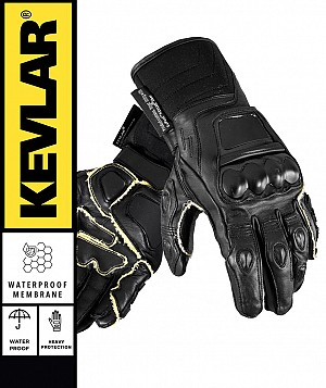 KEVLAR WATERPROOF CARBON KEVLAR PRO mc gloves