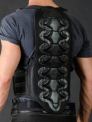 CE-approved Back Protection