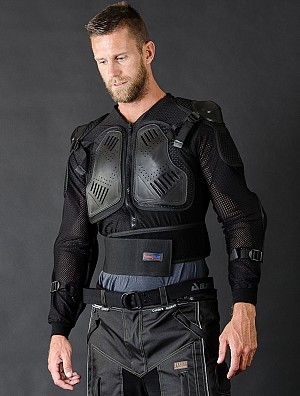 CE-approved Protective Jacket