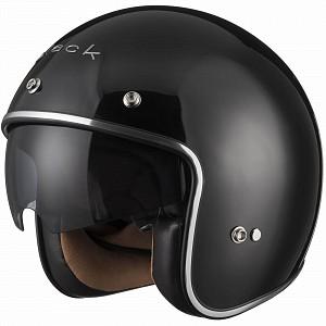BLACK CLASSIC BLACK GLOSS 5185 Jet mc helmet
